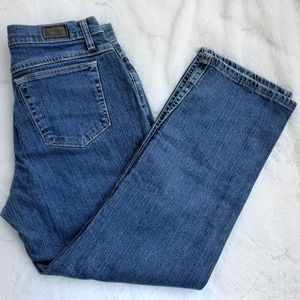 RIDERS Relaxed High waist Jeans Size 10P